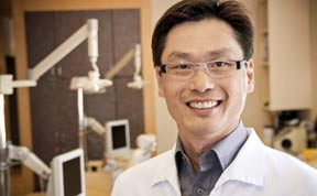 Meet Dr. Wang