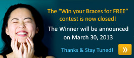 Win your Braces for FREE!