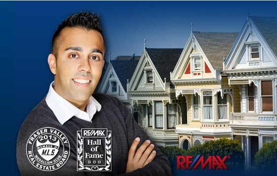 Former patient and successful Realtor Robbie Johal
