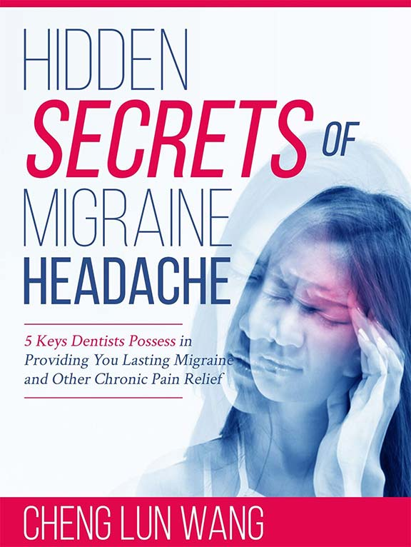 5 Secrets to Solving your Chronic Migraine Headaches. This book can literally change your life!
